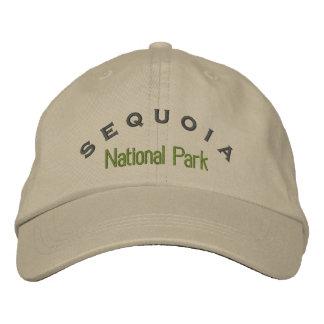 Boné Parque nacional de sequóia