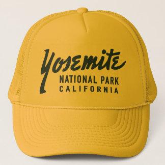 Boné Parque nacional de Yosemite do vintage