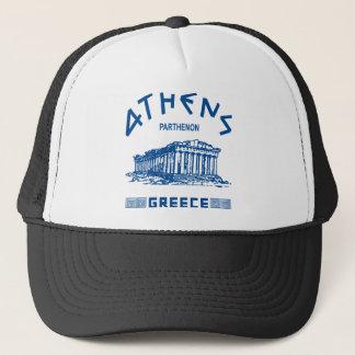 Boné Partenon - Atenas - grego (azul)