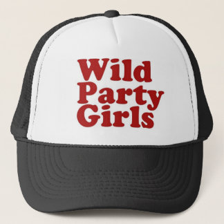 Boné Partys girl selvagens
