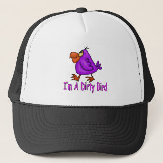 Boné Pássaro sujo