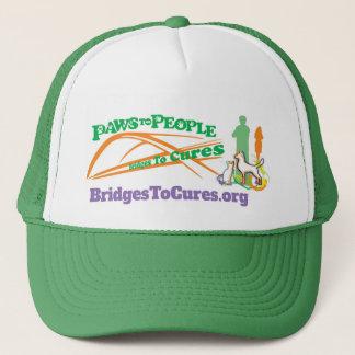 Boné Patas às pessoas do chapéu