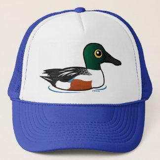 Boné Pato-colhereiro do norte de Birdorable