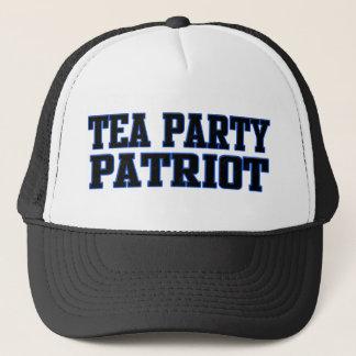 Boné Patriota do tea party