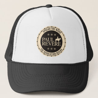 Boné Paul Revere
