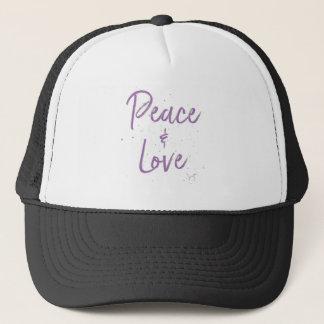Boné Paz-e-Amor-Roxo
