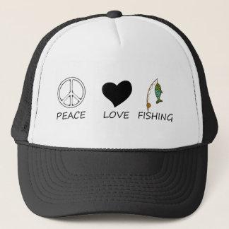 Boné paz love18
