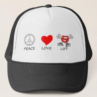 Boné paz love22