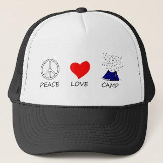 Boné paz love35
