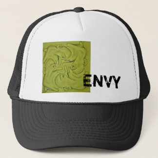 Boné Pecados mortais - chapéu da inveja
