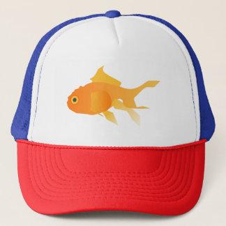 Boné Peixe dourado