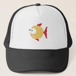 Boné Peixes do soprador