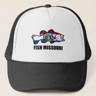 Boné Peixes Missouri