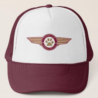 Boné Pele do vôo - chapéu do camionista