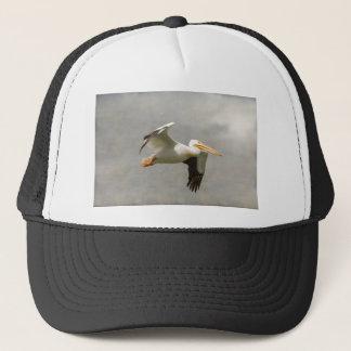 Boné Pelicano em vôo