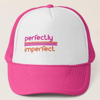 Boné Perfeitamente imperfeito