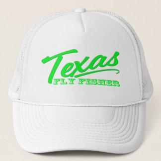 Boné Pesca com mosca Texas para sua mosca Fisher de