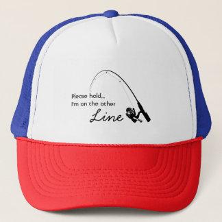 Boné Pesca do amor - na outra linha