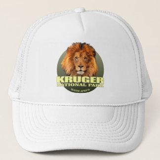 Boné PESO de Kruger NP (leão)