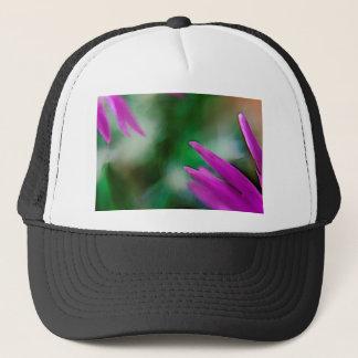 Boné Pétalas cor-de-rosa do cacto