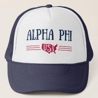 Boné Phi alfa EUA