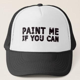 Boné Pinte-me se você pode