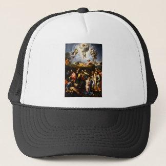 """Boné Pintura original """"a transfiguração"""" Raffaello"""