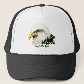 Boné Pintura velha resistente da águia americana das