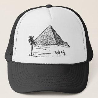 Boné Pirâmide