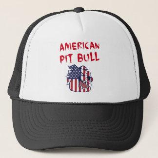 Boné Pitbull americano