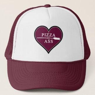 Boné Pizza meu chapéu do coração