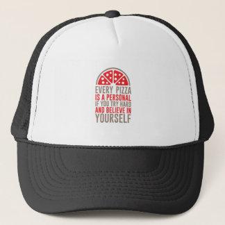 Boné Pizza pessoal