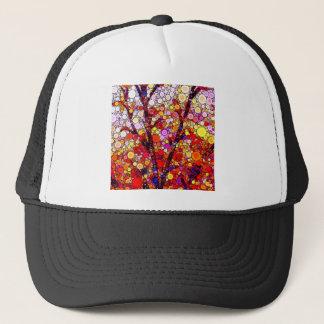 Boné Plantando árvores de cereja