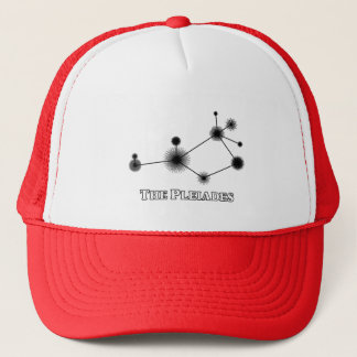 Boné Pleiades com título - chapéus