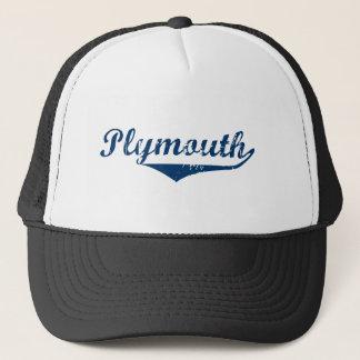 Boné Plymouth