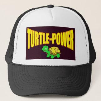Boné Poder da tartaruga