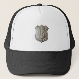 Boné Polizei Mannheim