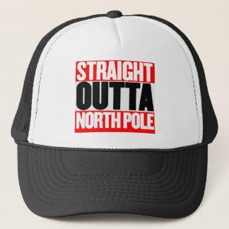 Boné Pólo Norte reto de Outta