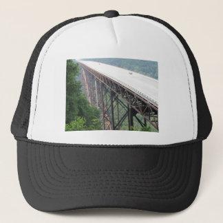 Boné Ponte de desfiladeiro de rio novo, West Virginia,