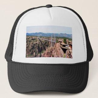 Boné Ponte real do desfiladeiro, o mais alto nos EUA