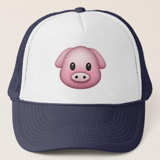 Boné Porco - Emoji