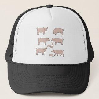 Boné porcos