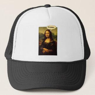 Boné Porcos- de Mona Lisa