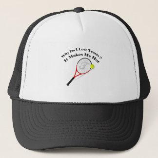 Boné Porque faz o tênis do amor de I. Faz-me quente