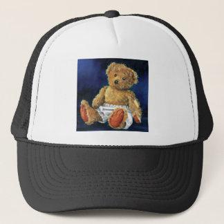 Boné Pouca bolota, um ursinho favorito