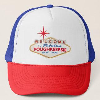 Boné Poughkeepsie fabuloso New York!