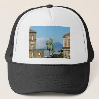 Boné Praça del Plebiscito, Nápoles