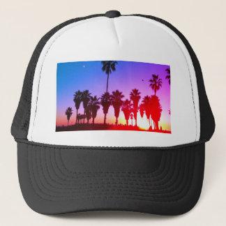 Boné Praia de Veneza das palmeiras