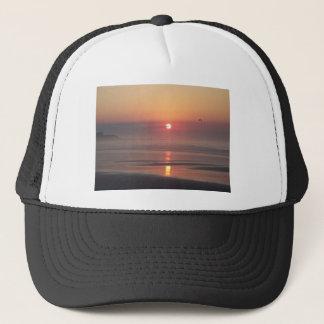 Boné Praia New Hampshire de Hampton do nascer do sol da