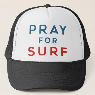 Boné Pray para o surf
